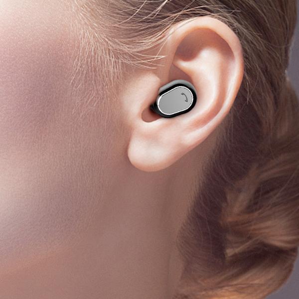 诺必行M8隐形蓝牙耳机无线迷你超小型挂耳式运动开车单入耳塞微型头戴式超长待机